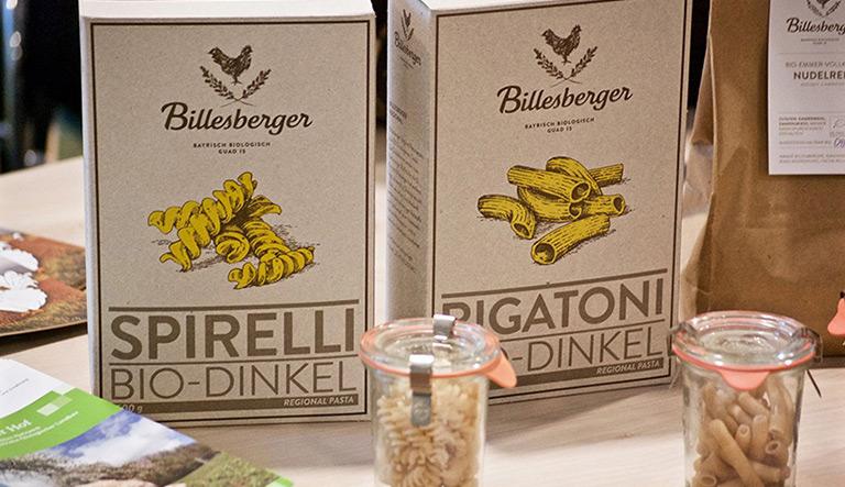 Lokalbäckerei Brotzeit, Grünwald und Pullach, Partner: Mogli Billesberger, Billesberger Hof