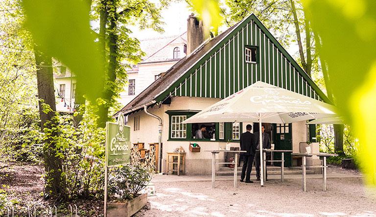Lokalbäckerei Brotzeit, Lieferungen, Fräulein Grüneis