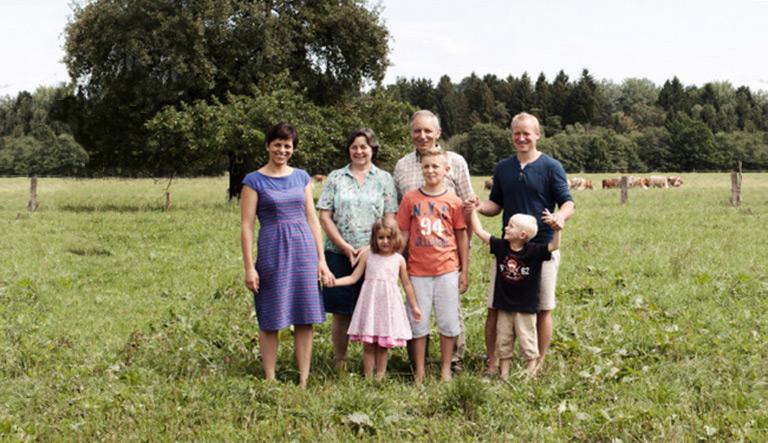 Lokalbäckerei Brotzeit, Grünwald, Partner: Milch Milch