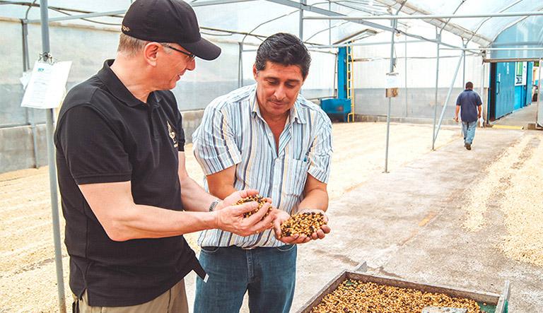 Lokalbäckerei Brotzeit, Grünwald und Pullach, Partner: Supremo Kaffee