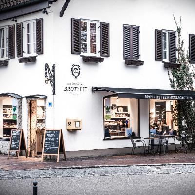 Lokalbäckerei Brotzeit, Semmelbackstube in Pullach