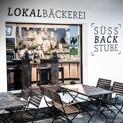 Lokalbäckerei Brotzeit, Süßbackstube in Grünwald